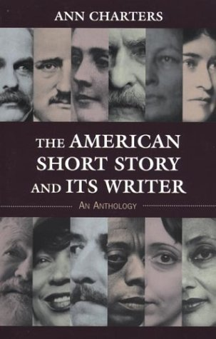 American Short Story and Its Writer : An Anthology  2000 edition cover
