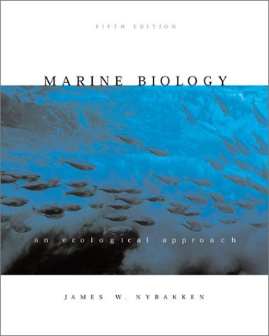 Marine Biology An Ecological Approach 5th 2001 edition cover
