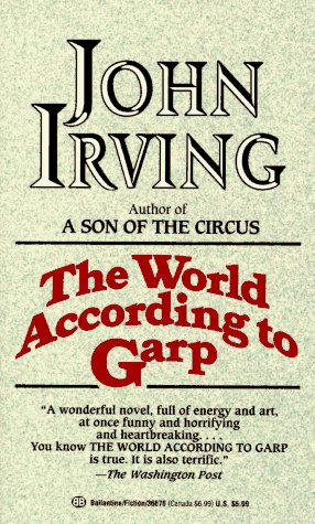 World According to Garp  20th 1978 (Revised) edition cover
