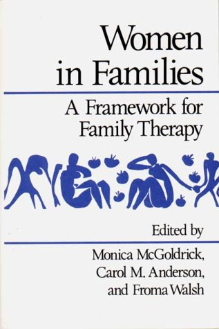 Women in Families A Framework for Family Therapy  1991 edition cover