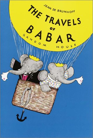 Travels of Babar   2002 edition cover