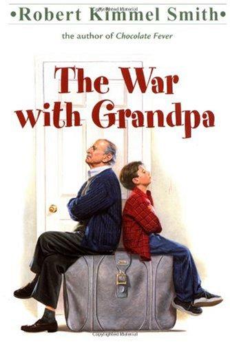 War with Grandpa   1984 edition cover