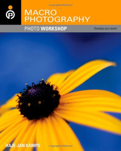 Macro Photography   2007 9780470118764 Front Cover