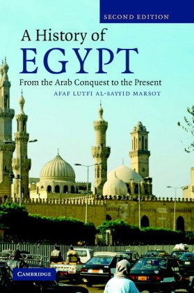 History of Egypt From the Arab Conquest to the Present 2nd 2007 (Revised) 9780521700764 Front Cover