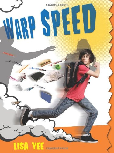 Warp Speed   2011 9780545122764 Front Cover