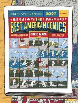 Best American Comics 2007   2007 9780618718764 Front Cover