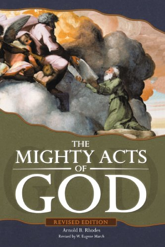 Mighty Acts of God  2nd 2000 (Revised) edition cover