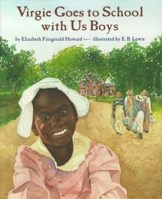 Virgie Goes to School with Us Boys   2000 edition cover