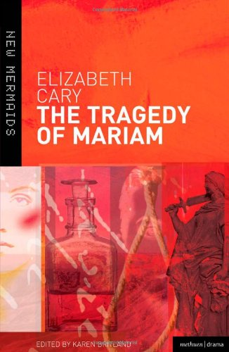 Tragedy of Mariam   2010 edition cover