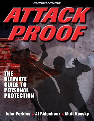Attack Proof  2nd 2009 edition cover
