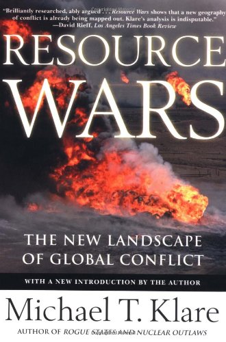 Resource Wars The New Landscape of Global Conflict  2002 (Revised) edition cover