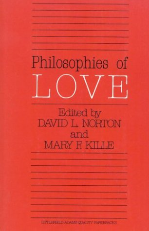 Philosophies of Love  Reprint edition cover