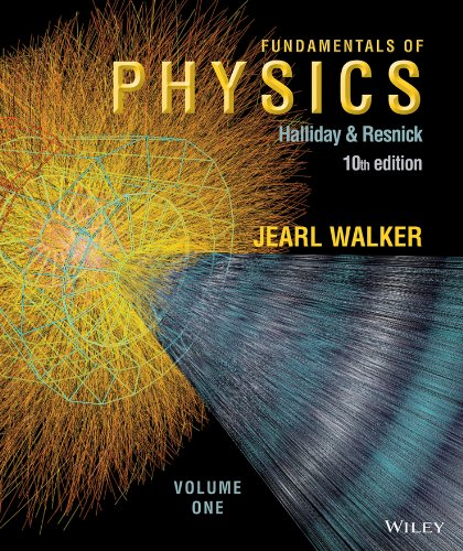 Fundamentals of Physics, Chapter 1-20  10th 2014 edition cover
