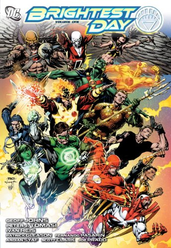 Brightest Day   2010 edition cover