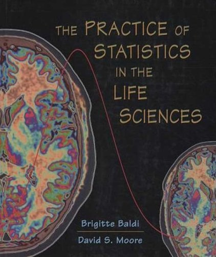 Practice of Statistics in the Life Sciences   2009 edition cover