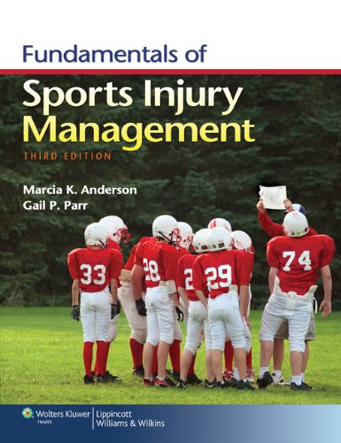 Fundamentals of Sports Injury Management  3rd 2011 (Revised) edition cover