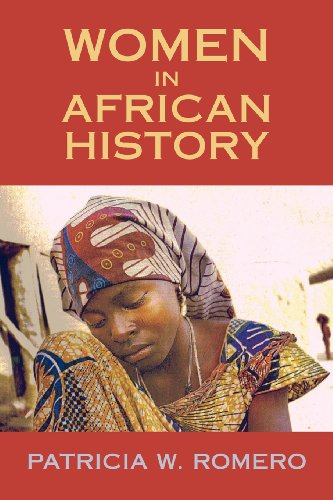 Women in African History   2013 9781558765764 Front Cover