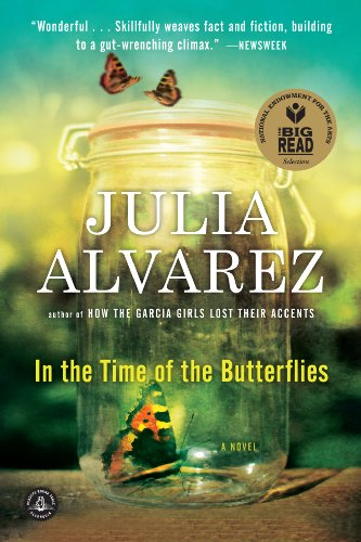 In the Time of the Butterflies   2010 edition cover