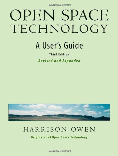 Open Space Technology  3rd 2008 (Revised) edition cover