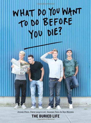 What Do You Want to Do Before You Die?   2012 edition cover