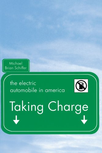 Taking Charge The Electric Automobile in America 2nd 2003 edition cover