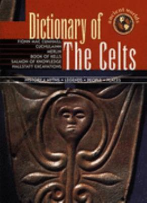 Dictionary of the Celts  2002 edition cover
