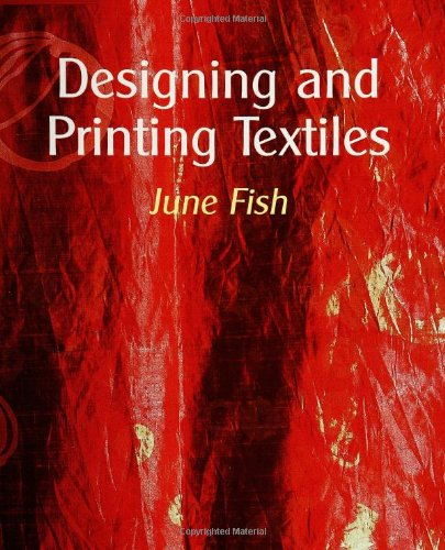 Designing and Printing Textiles   2005 edition cover