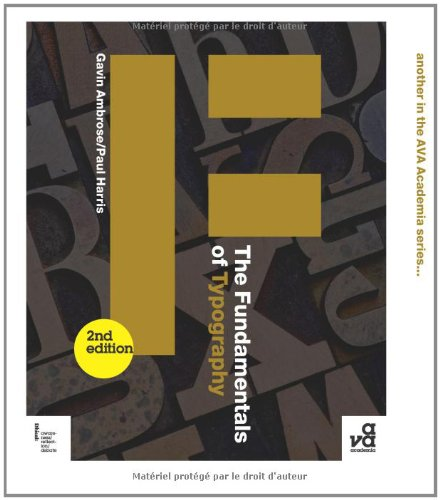 Fundamentals of Typography  2nd 2011 (Revised) edition cover
