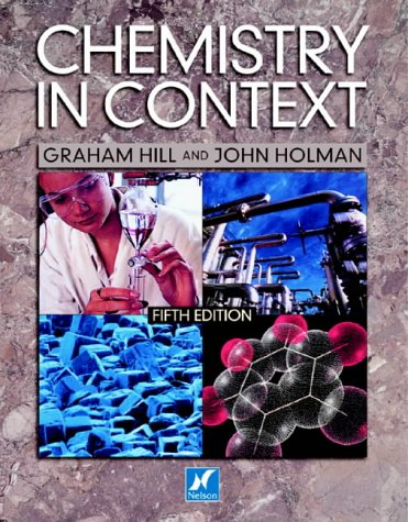 Chemistry in Context N/A edition cover