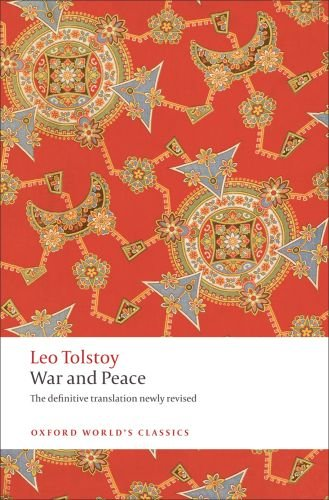 War and Peace  2nd 2010 edition cover