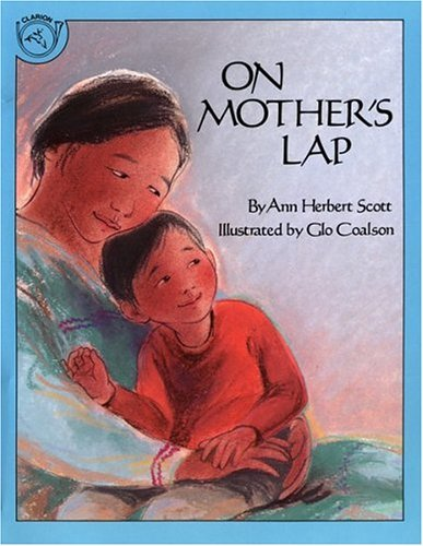 On Mother's Lap   1992 edition cover