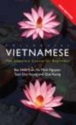 Colloquial Vietnamese The Complete Course for Beginners 2nd 2012 (Revised) 9780415435765 Front Cover