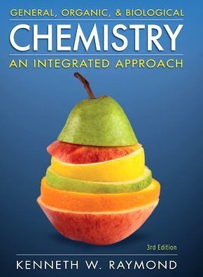 General Organic and Biological Chemistry  3rd 2010 edition cover