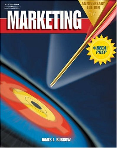 Marketing   2004 (Anniversary) 9780538435765 Front Cover