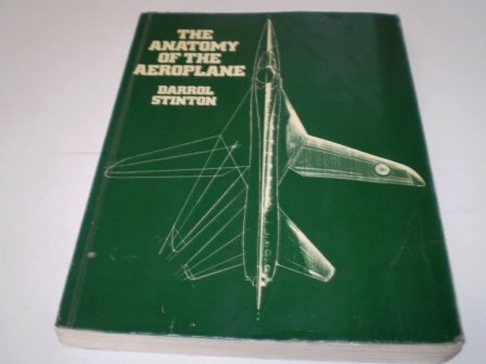 Anatomy of the Aeroplane  N/A edition cover
