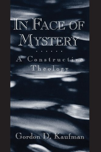 In Face of Mystery A Constructive Theology  1993 edition cover