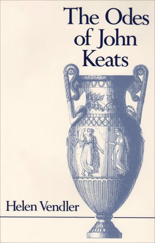 Odes of John Keats   1983 edition cover