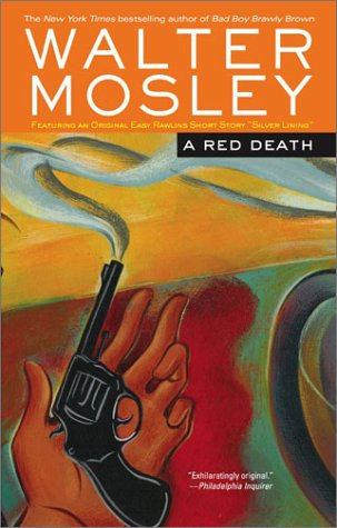 "Red Death Featuring an Original Easy Rawlins Short Story, ""Silver Lining""  2002 9780743451765 Front Cover"