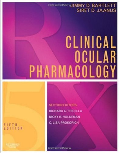 Clinical Ocular Pharmacology  5th 2007 (Revised) edition cover