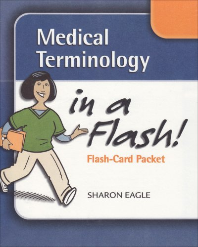 Medical Terminology in a Flash Stand Alone Flash Cards N/A edition cover