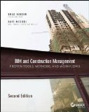 BIM and Construction Management Proven Tools, Methods, and Workflows 2nd 2015 edition cover