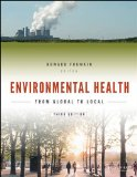 Environmental Health: From Global to Local  2016 9781118984765 Front Cover