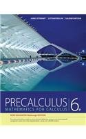 Precalculus, Enhanced Webassign Edition:   2013 edition cover