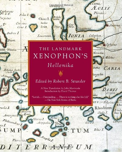Landmark Xenophon's Hellenika  N/A 9781400034765 Front Cover