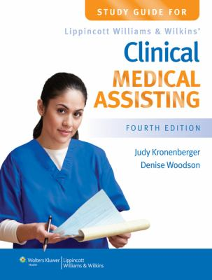Clinical Medical Assisting  4th (Revised) edition cover