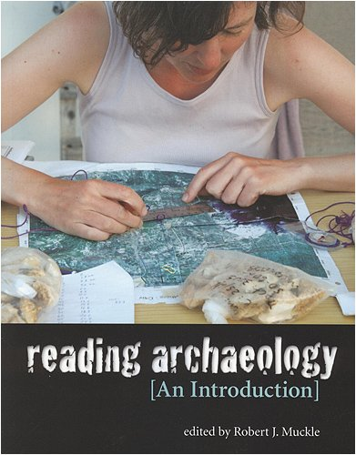 Reading Archaeology An Introduction  2007 edition cover