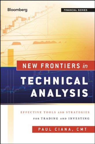 New Frontiers in Technical Analysis Effective Tools and Strategies for Trading and Investing  2011 9781576603765 Front Cover