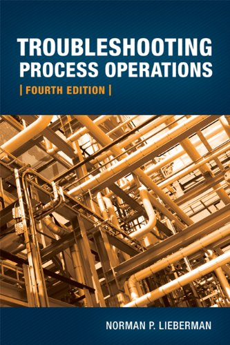 Troubleshooting Process Operations  4th 2009 edition cover