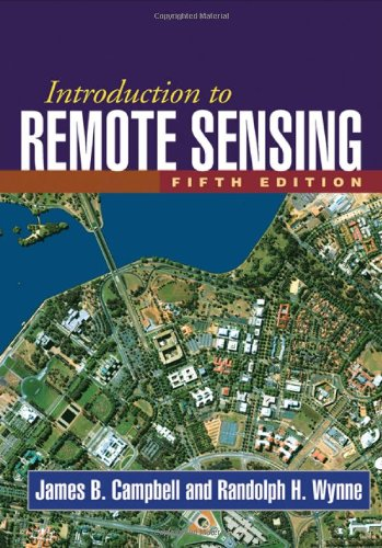 Introduction to Remote Sensing  5th 2011 (Revised) edition cover
