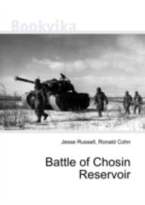 Battle of Chosin Reservoir  0 edition cover